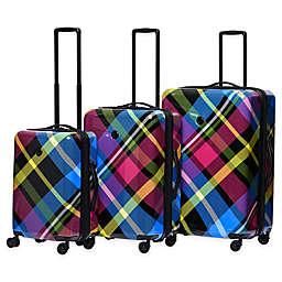 Body Glove® Tartan Hardside Spinner Luggage