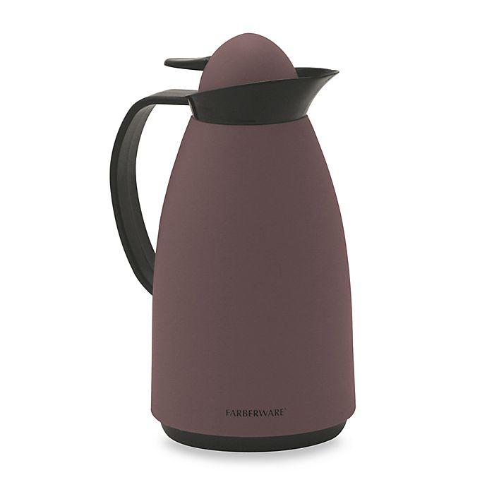 Alternate image 1 for Farberware® Coffee Carafe in Brown