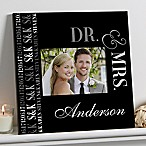 We Said  I Do  5x7 Wall Frame