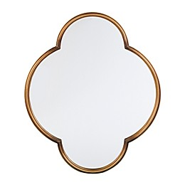Holly & Martin® Willis Decorative Wall Mirror in Gold