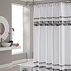 Croscill® Deco Bain Tile 72-Inch x 75-Inch Shower Curtain