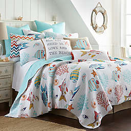 Levtex Home Rip Tide Quilt Set