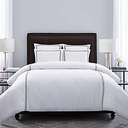 Wamsutta® Hotel Triple Baratta Stitch Duvet Set