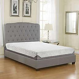E-Rest 8-Inch Cool Air Flow Gel Memory Foam Mattress