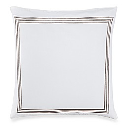 Wamsutta® Hotel Triple Baratta Stitch European Pillow Sham