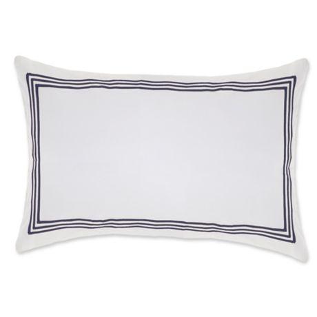 Buy Wamsutta 174 Hotel Triple Baratta Stitch Standard Pillow