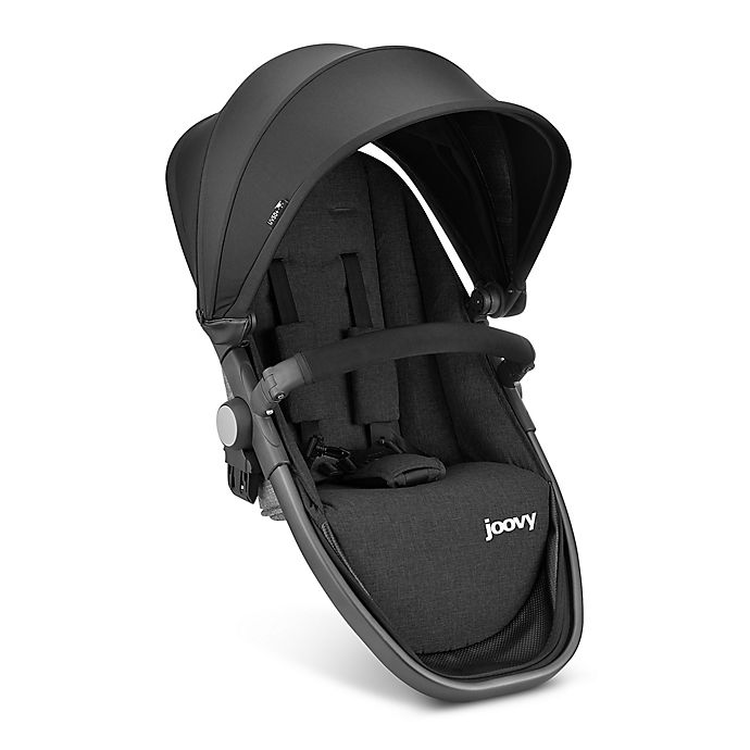 Alternate image 1 for Joovy® Qool™ Second Seat in Black Melange