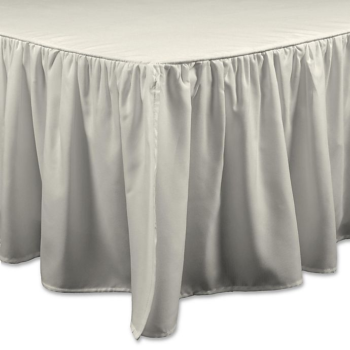 Alternate image 1 for Brielle Essential Bed Skirt