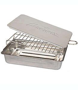 Cameron´s Ahumador de acero inoxidable para cocinar