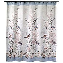 Avanti Love Nest Shower Curtain Collection