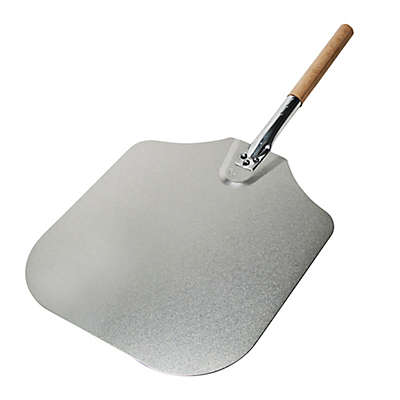 Honey-Can-Do® Aluminum Pizza Peel with Wooden Handle
