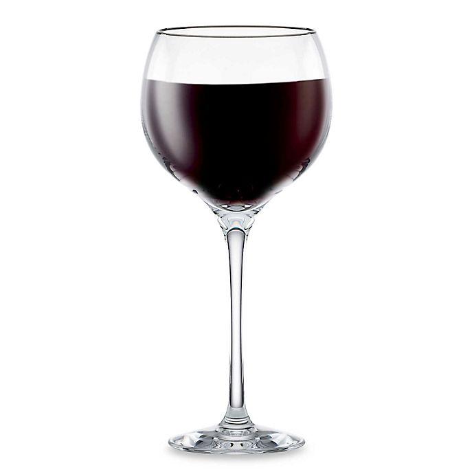 Alternate image 1 for Lenox® Solitaire™ Platinum Signature Goblet