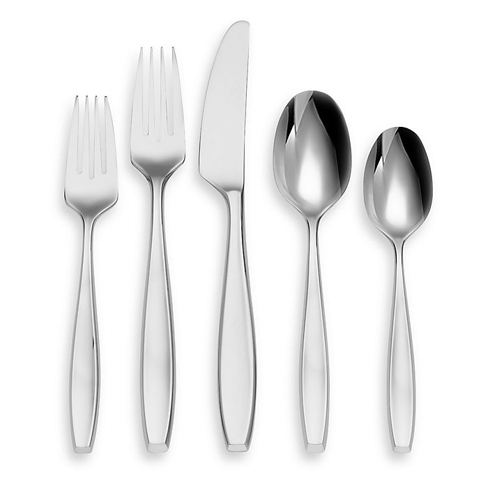Alternate image 1 for Dansk® Classic Fjord II 5-Piece Flatware Place Setting