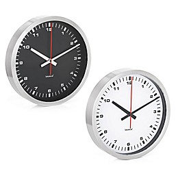 Blomus® Stainless Steel Wall Clock Collection