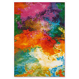 Safavieh Watercolor Collage Rug