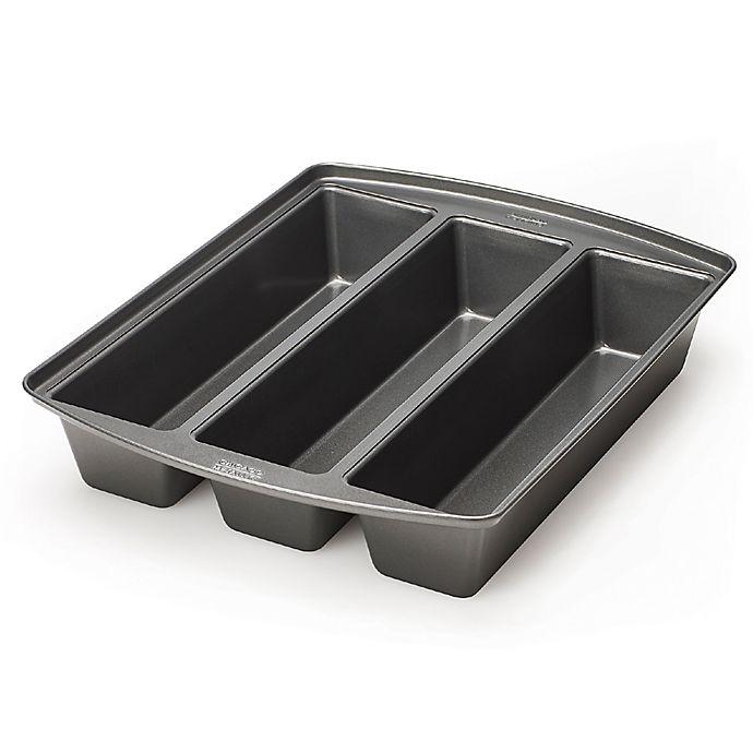 Alternate image 1 for Chicago Metallic™ Lasagna Trio Pan
