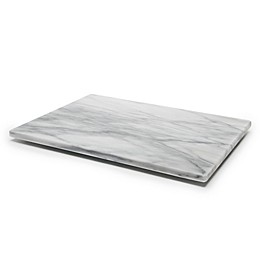 Fox Run® Marble Pastry Board in White/Grey