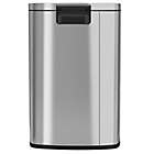 Alternate image 2 for halo??? Premium 50-Liter Stainless Steel Step Trash Can