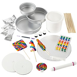 Wilton® Dylan's Candy Bar Deluxe Cake Decorating Kit
