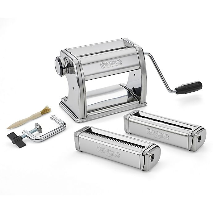 Alternate image 1 for Cuisinart® 5-Piece Pasta Machine