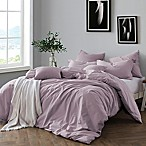 Swift Home Prewashed Yarn-Dyed Cotton Full/Queen Duvet Cover Set in Lavender