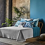 Frette At Home Waffle King Coverlet in White