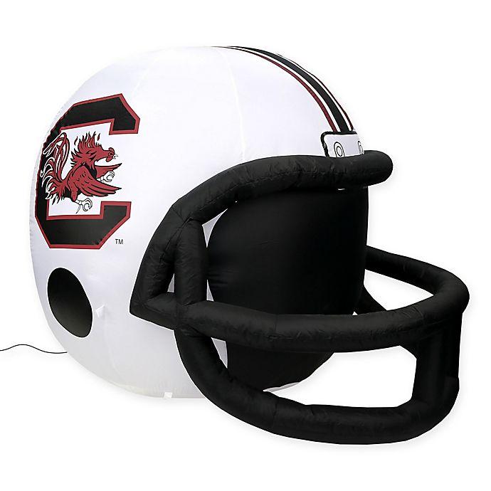 Alternate image 1 for University of South Carolina Inflatable Lawn Helmet