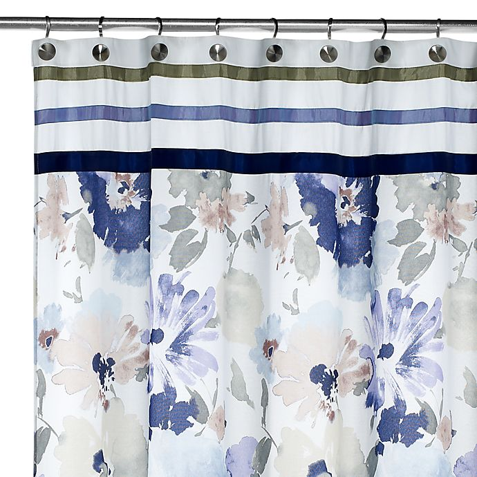 Croscill Opulence Shower Curtain Tyres2c