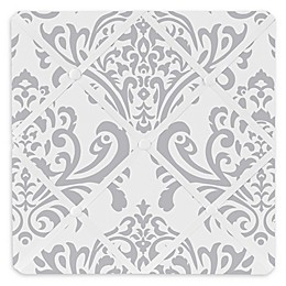 Sweet Jojo Designs® Alexa Damask Memo Board in Pink/White