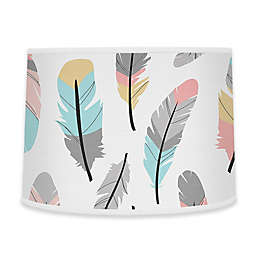 Sweet Jojo Designs® Feather Lamp Shade