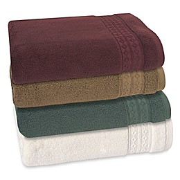 Sanderson Solid Cotton Towel Collection