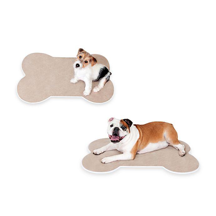 Microdry 174 Ultimate Luxury Memory Foam Linen Pet Mat Bed