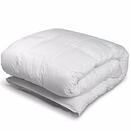 Emily Madison Allegra Summer Down Comforter in White