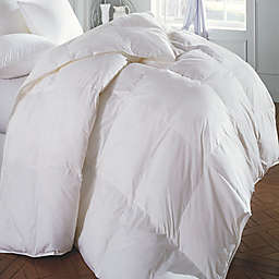 Emily Madison Allegra Year-Round Premium Down Comforter in White