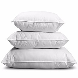 Allegra Premium Goose Down Pillow in White