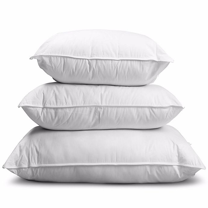 Alternate image 1 for Allegra Premium Goose Down Bed Pillow