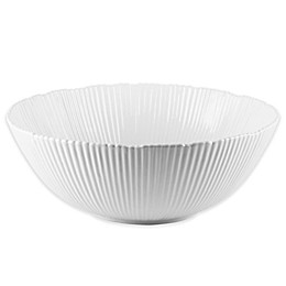 Home Essentials & Beyond 15-Inch Ribbed Serving Bowl