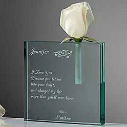 The One I Love Bud Vase