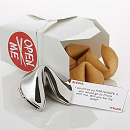 Will You Be My Date Personalized Fortune Cookie