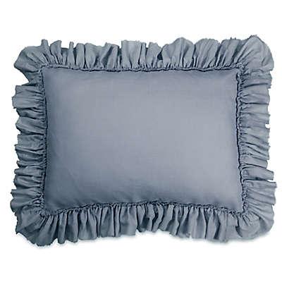 Wamsutta® Vintage Gauze Ruffle Standard Pillow Sham