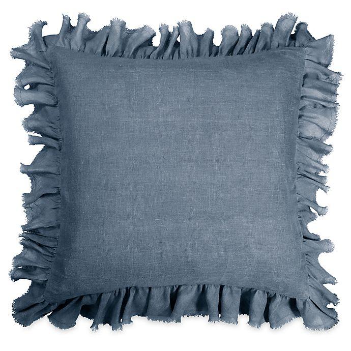 Alternate image 1 for Wamsutta® Vintage Gauze Ruffle European Pillow Sham