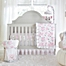 Part of the Wendy Bellissimo™ Mix & Match Crib Bedding Collection