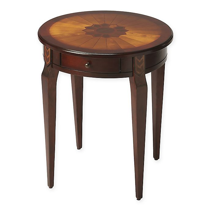 Alternate image 1 for Butler Specialty Company Archer Side Table in Dark Brown