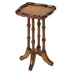 Butler Specialty Company Briscoe Accent Table in Medium Brown