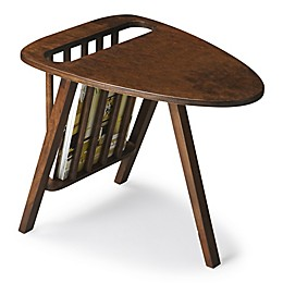 Butler Specialty Company Lowery End Table with Magazine Rack