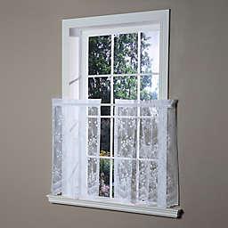 Mona Lisa Kitchen Window Curtain Tier Pair