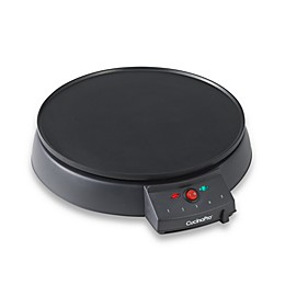 CucinaPro™ Electric Griddle and Crepe Maker