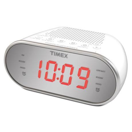 Timex Dual Alarm Am Fm Clock Radio