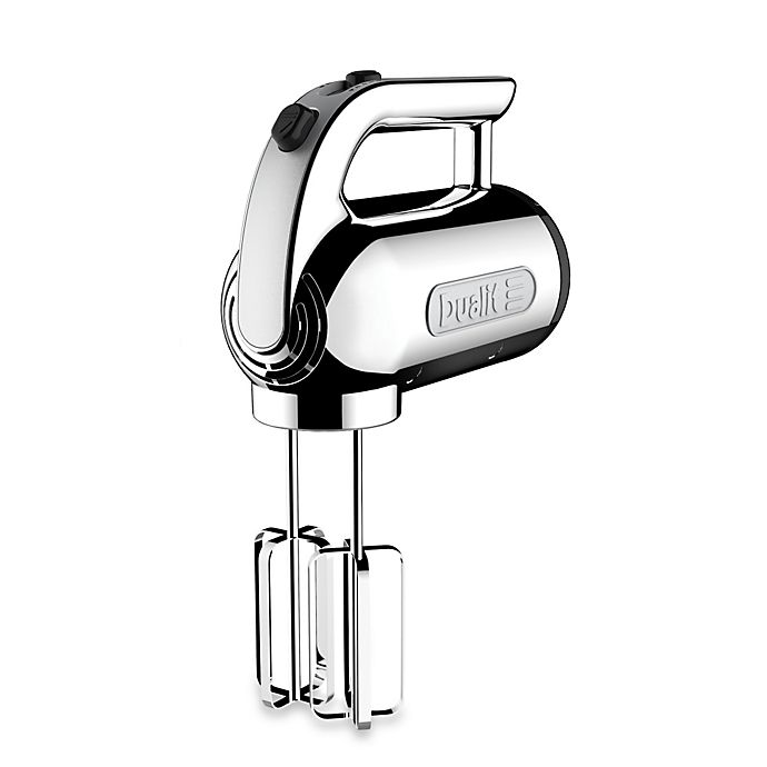 Alternate image 1 for Dualit® 88520 Chrome Hand Mixer