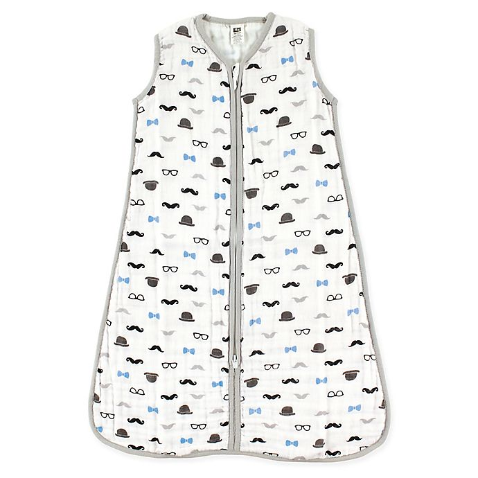 Alternate image 1 for Hudson Baby® Gentleman Sleeping Bag